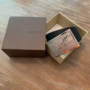 """Louis Vuitton """"Travelling Requisites"""" belt"""